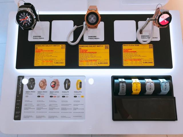 Thế Giới Di Động chiếm lĩnh phân nửa thị trường bán lẻ đồng hồ thông minh từ mô hình shop-in-shop - ảnh 1