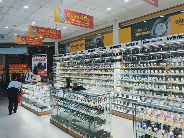 Thế Giới Di Động chiếm lĩnh phân nửa thị trường bán lẻ đồng hồ thông minh từ mô hình shop-in-shop - ảnh 2