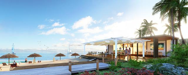Chủ nhân căn hộ mặt tiền biển Parami Hồ Tràm sẽ sớm nhận bàn giao vào Quý IV/2019 - Ảnh 1.