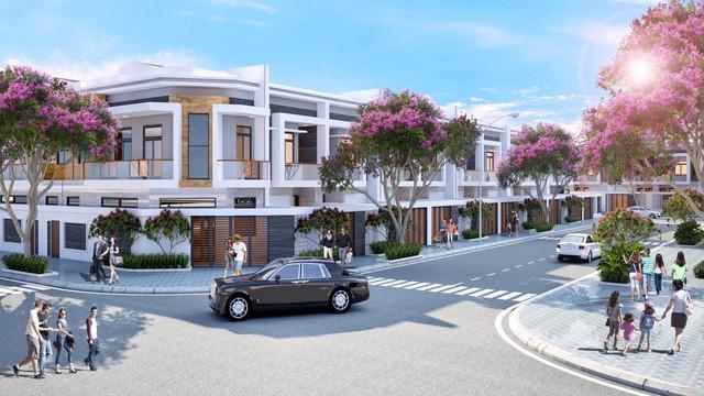 Bất động sản Tân Phước Khánh, Tân Uyên thu hút  đầu tư - Ảnh 1.