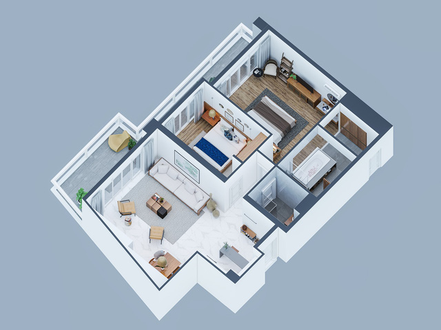 Căn hộ nghỉ dưỡng sở hữu lâu dài: Lựa chọn của nhà đầu tư thông minh - Ảnh 1.