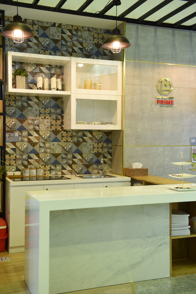 Prime mang sản phẩm chất lượng quốc tế tới triển lãm Vietbuild - Ảnh 1.