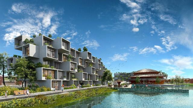 Vedana Resort: Cửa sáng cho đầu tư bất động sản nghỉ dưỡng ven Hà Nội - Ảnh 2.