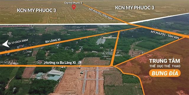 Dự án đất nền Khu đô thị Phương Trường An: Cơ hội sinh lời hấp dẫn cho nhà đầu tư - Ảnh 1.