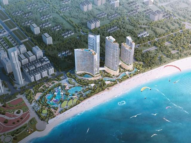 SunBay Park Hotel & Resort Phan Rang: Vẻ đẹp thiết kế lay động - Ảnh 1.