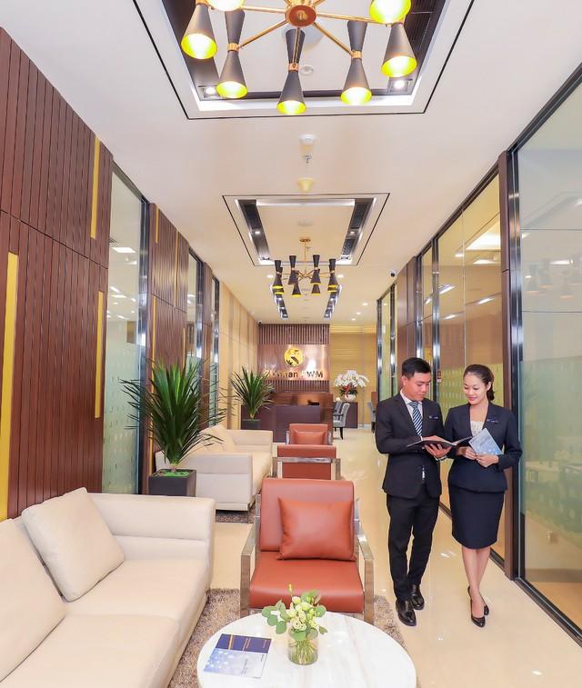 Tận hưởng dịch vụ năm sao tại Shinhan Private Wealth Management - Ảnh 2.