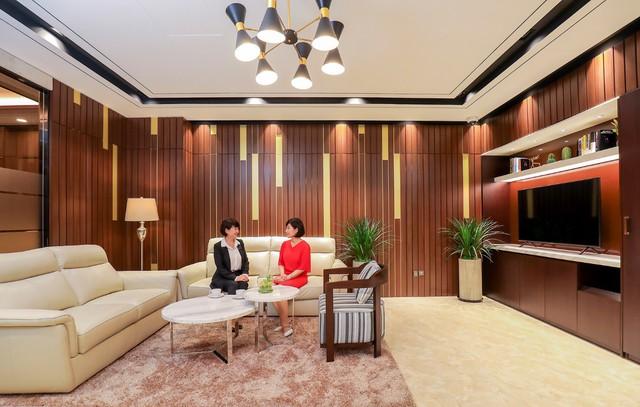Tận hưởng dịch vụ năm sao tại Shinhan Private Wealth Management - Ảnh 3.