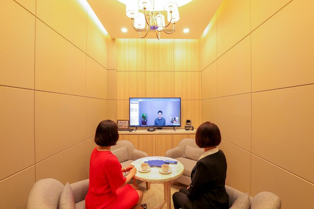 Tận hưởng dịch vụ năm sao tại Shinhan Private Wealth Management - Ảnh 4.