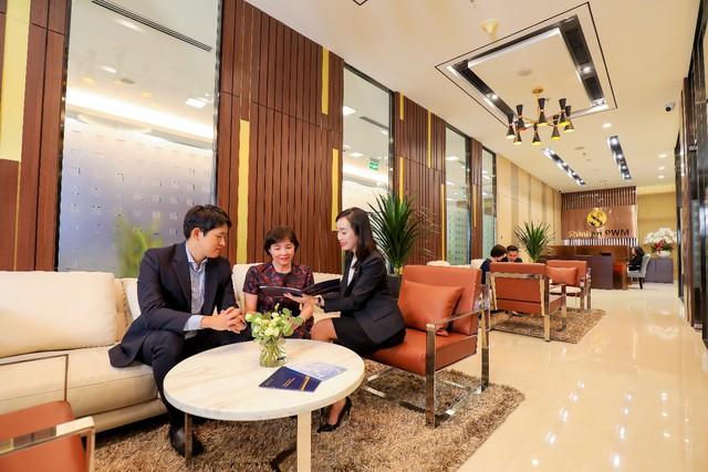 Tận hưởng dịch vụ năm sao tại Shinhan Private Wealth Management - Ảnh 5.