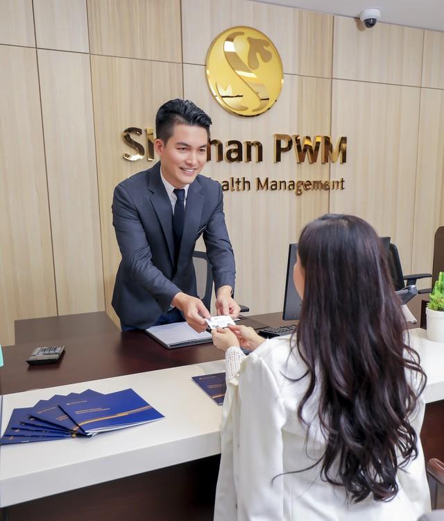 Tận hưởng dịch vụ năm sao tại Shinhan Private Wealth Management - Ảnh 1.