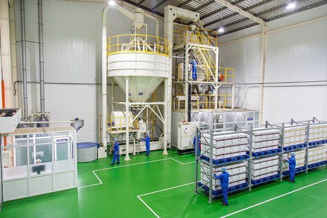 Doanh nghiệp cà phê hữu cơ đạt Giải Vàng Chất lượng Quốc gia - Ảnh 2.