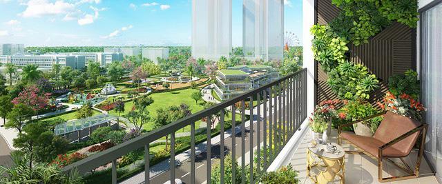 Eco Green Saigon hỗ trợ lãi suất 0% đến khi thông báo giao nhà - Ảnh 1.