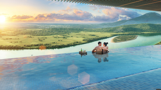 Du lịch nghỉ dưỡng khoáng nóng: Xu thế mới của thị trường bất động sản  - Ảnh 2.