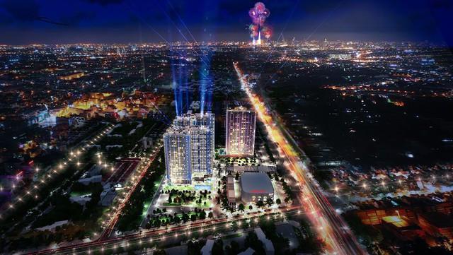 """Điểm danh những dự án ở """"thủ phủ công nghiệp Việt Nam"""" sở hữu tiện ích hạng sang như resort 5 sao - Ảnh 1."""