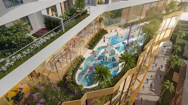 """Xuất hiện dự án căn hộ thiết kế chuẩn """"may đo"""" cho trẻ em Việt - Ảnh 4."""