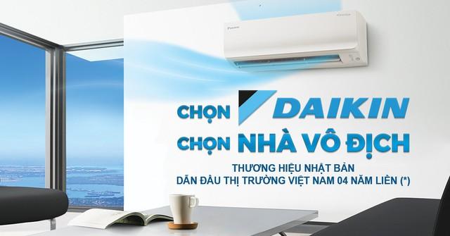 Điều hòa không khí Daikin - uy tín trong từng sản phẩm - Ảnh 2.