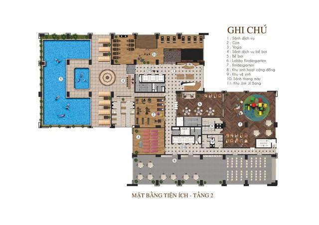 Apec Golden Palace sở hữu bể bơi khoáng nóng đầu tiên tại Lạng Sơn - Ảnh 2.