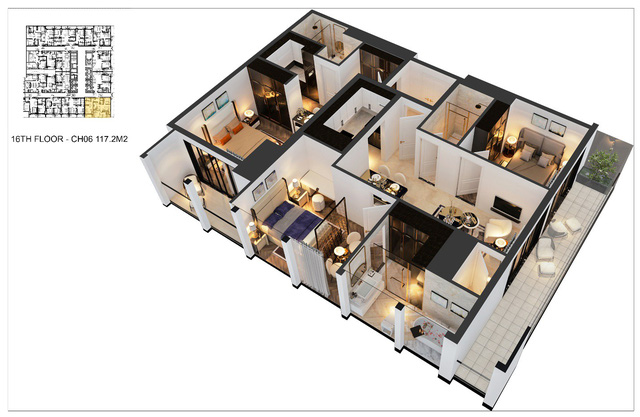 Đà Nẵng: Nhiều nhà đầu tư thích thú với mô hình kinh doanh bất động sản mới - Ảnh 2.