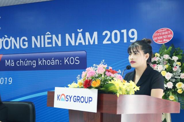 KOS: Kế hoạch chốt sổ 1500 tỷ doanh thu năm 2019 - Ảnh 2.