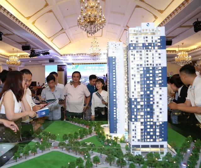 Căn hộ cao cấp C-Sky View: Lựa chọn mới cho khách quốc tế - Ảnh 1.