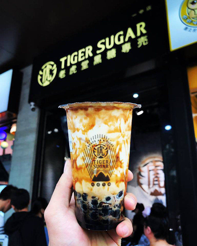 Trà sữa Tiger Sugar khai trương cửa hàng tại Việt Nam, tung nhiều ưu đãi cho khách hàng - Ảnh 1.