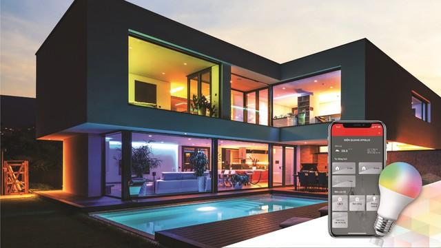 Chủ động tiết kiệm năng lượng khi điện tăng giá với các giải pháp chiếu sáng thông minh - Ảnh 2.