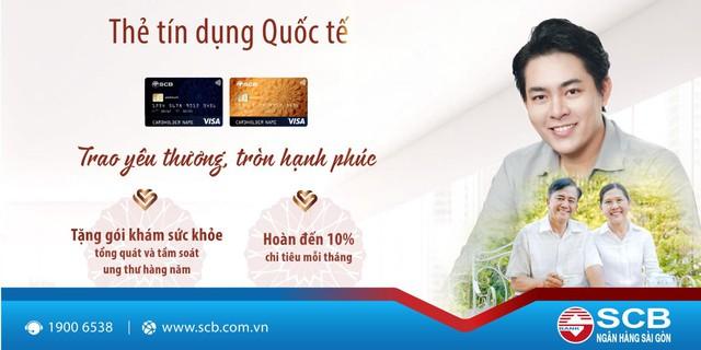 SCB triển khai sản phẩm hỗ trợ khách hàng tới 460% số tiền bảo hiểm - Ảnh 1.