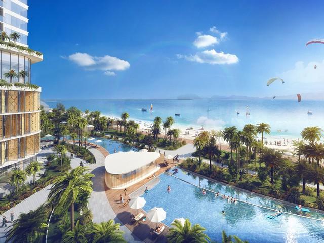 """SunBay Park Hotel & Resort Phan Rang: Giá trị """"vị trí kim cương"""" của tổ hợp cao nhất miền Trung - Ảnh 2."""