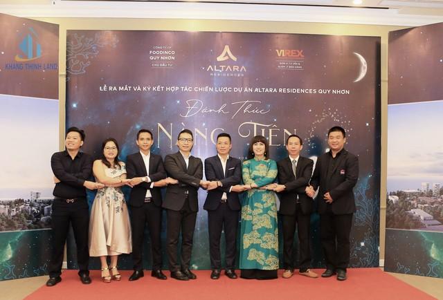Khang Thịnh Land và VIREX ký kết hợp tác chiến lược dự án Altara Residences Quy Nhơn - Ảnh 2.