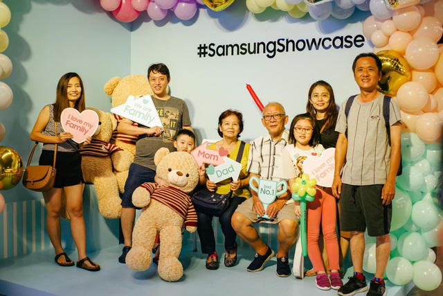 Trải nghiệm khó quên cho các bé tại Samsung Showcase nhân ngày Quốc tế Thiếu Nhi - Ảnh 1.