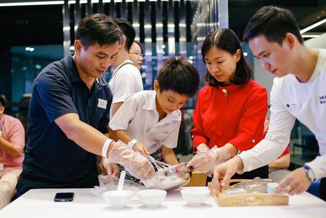 Trải nghiệm khó quên cho các bé tại Samsung Showcase nhân ngày Quốc tế Thiếu Nhi - Ảnh 3.