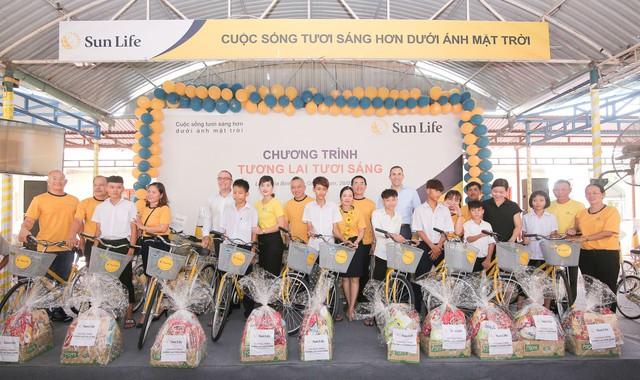 Sun Life Việt Nam tăng vốn điều lệ lên 2.570 tỷ đồng - Ảnh 1.
