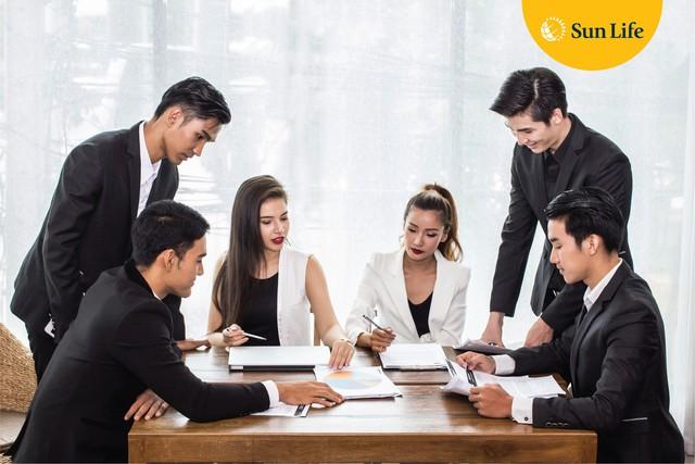 Sun Life Việt Nam tăng vốn điều lệ lên 2.570 tỷ đồng - Ảnh 2.