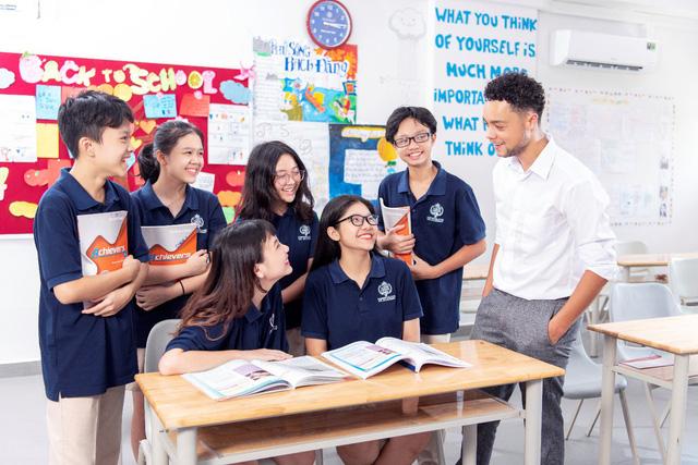 NHG  chính thức là thành viên của Hội đồng Giáo dục Hoa Kỳ - Ảnh 2.