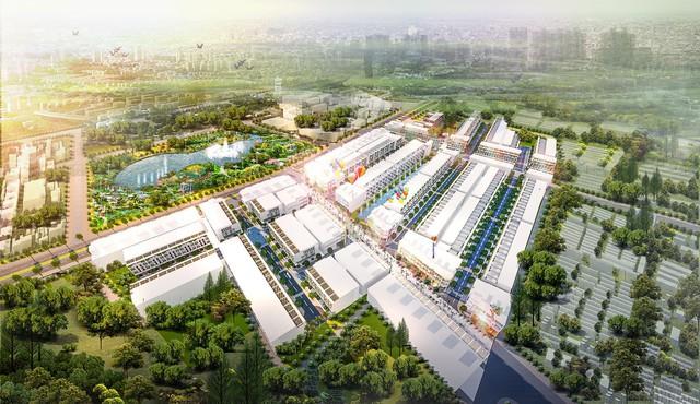 Sắp xuất hiện phố đi bộ 3D, với hàng trăm cửa hàng mua sắm, ẩm thực tại Phú Mỹ - Ảnh 5.