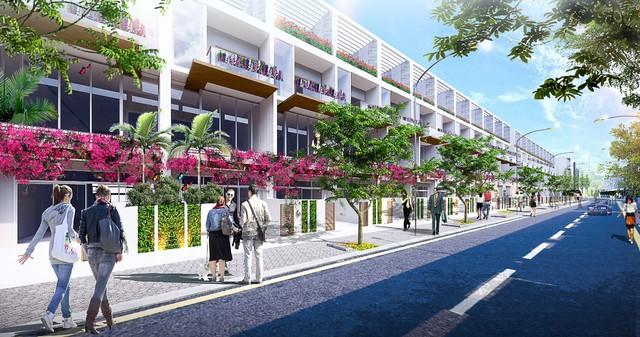 Sắp xuất hiện phố đi bộ 3D, với hàng trăm cửa hàng mua sắm, ẩm thực tại Phú Mỹ - Ảnh 6.