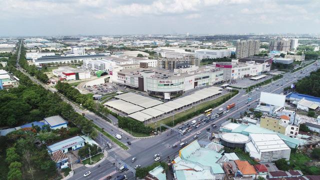 Ra mắt nhà phố thương mại Uni Mall Center tại Thuận An - Ảnh 2.