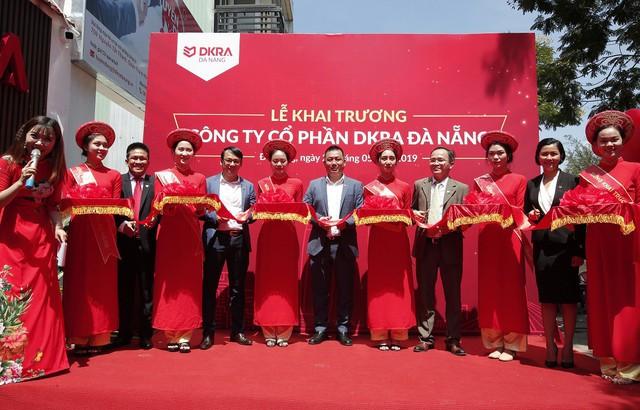 Chính thức khai trương DKRA Đà Nẵng, thành viên thứ tư trong hệ thống DKRA Vietnam  - Ảnh 1.