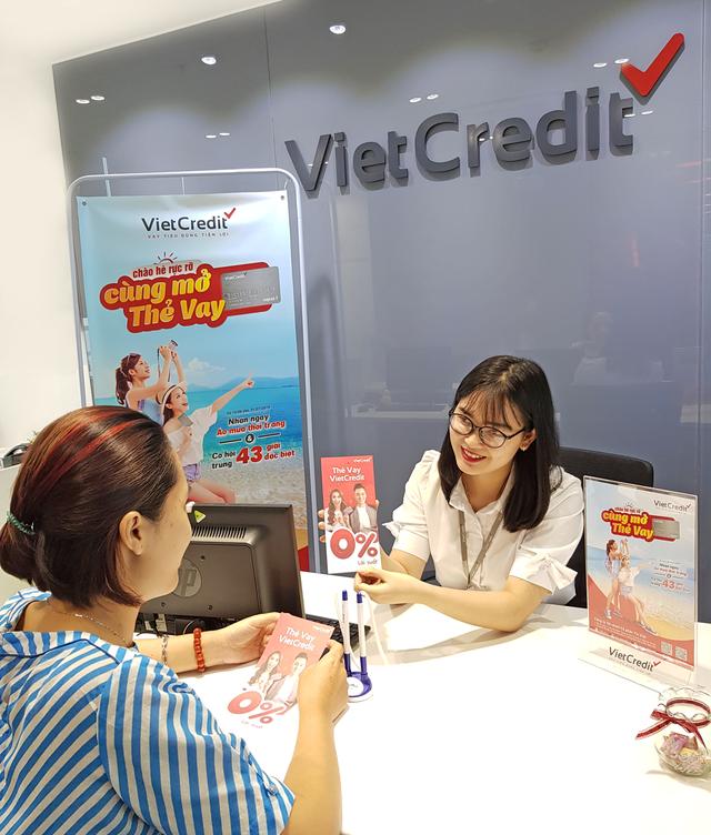 VietCredit minh bạch phương pháp tính lãi với khách hàng - Ảnh 1.