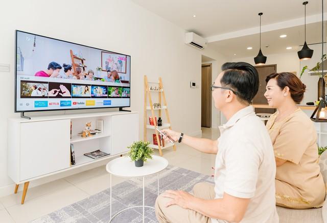 Những đặc điểm trên chiếc TV đáp ứng mọi nhu cầu của các thành viên trong gia đình - Ảnh 3.