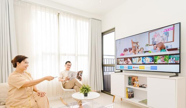 Những đặc điểm trên chiếc TV đáp ứng mọi nhu cầu của các thành viên trong gia đình - Ảnh 5.