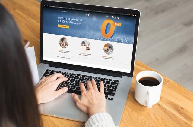 Tài khoản thanh toán VIB: Trợ thủ đắc lực của chủ shop online - Ảnh 1.