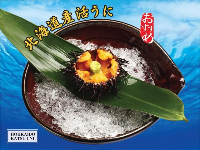 Cùng Sushi Hokkaido Sachi khám phá ẩm thực theo mùa độc đáo của người Nhật - Ảnh 1.