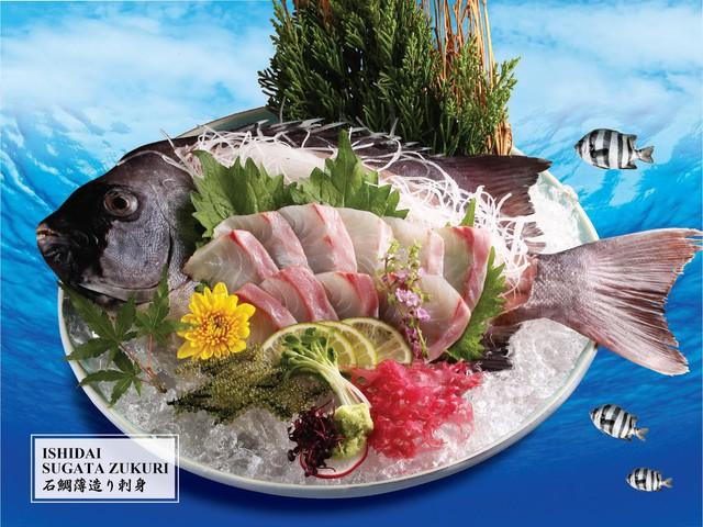 Cùng Sushi Hokkaido Sachi khám phá ẩm thực theo mùa độc đáo của người Nhật - Ảnh 2.