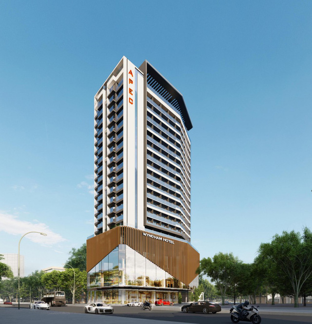 Tập đoàn APEC phát triển khách sạn 5 sao quốc tế tại Thái Nguyên - Ảnh 1.