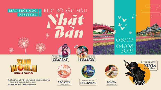 Tháng 7 này, bạn có hẹn trải nghiệm mùa hè Nhật Bản rực rỡ sắc màu tại Hạ Long - Ảnh 2.