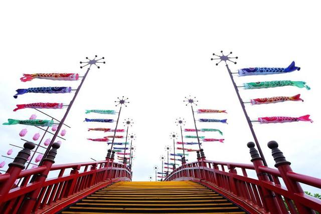Tháng 7 này, bạn có hẹn trải nghiệm mùa hè Nhật Bản rực rỡ sắc màu tại Hạ Long - Ảnh 3.
