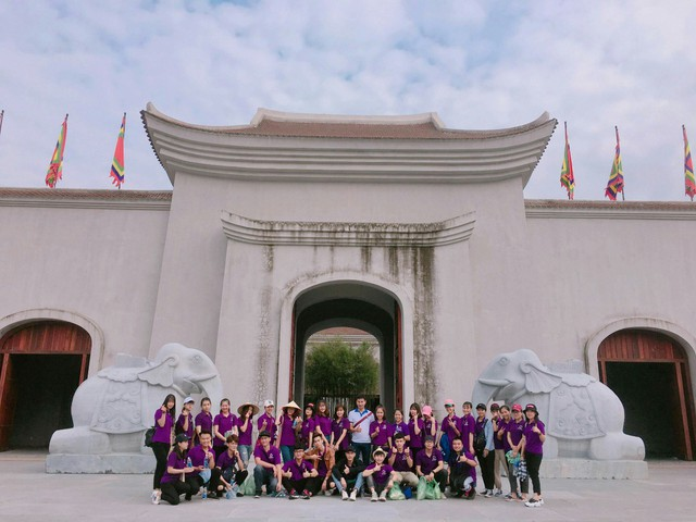 Trường Doanh nhânCEOViệt Nam cho sinh viên trải nghiệm 4 tháng du lịch thực tế khắp cả nước - Ảnh 1.