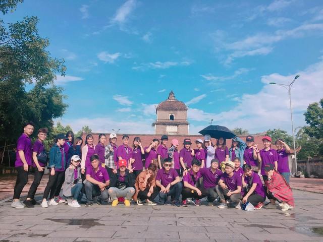 Trường Doanh nhânCEOViệt Nam cho sinh viên trải nghiệm 4 tháng du lịch thực tế khắp cả nước - Ảnh 2.