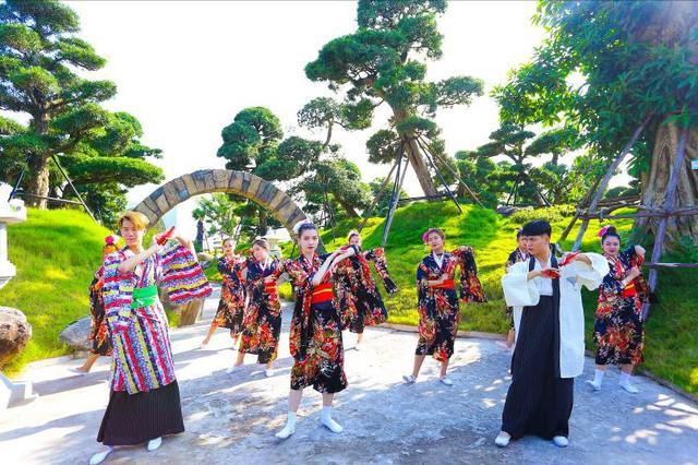 Tháng 7 này, bạn có hẹn trải nghiệm mùa hè Nhật Bản rực rỡ sắc màu tại Hạ Long - Ảnh 5.